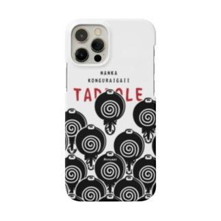 *suzuriDeMONYAAT*のCT178*なんかこんぐらいがいい*TADPOLE*みんな Smartphone cases