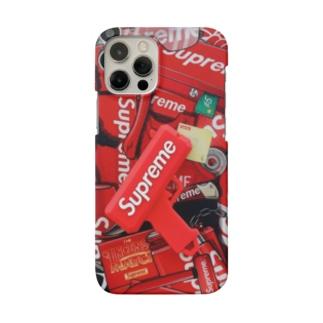 ブラント Supreme iPhone13/13 Pro ケース シュプリーム マネーガン 3D立 iPhone12s/13pro maxケース Smartphone cases