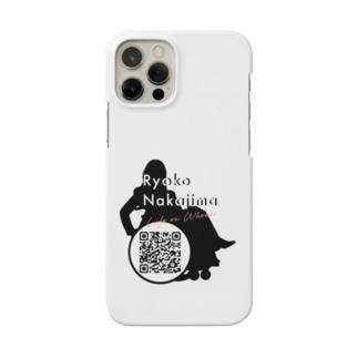 Logo w/ QR code Smartphone cases