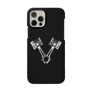 エンジンピストン ~V型に揃えて~ Smartphone Case