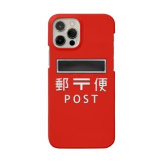 郵便ポスト スマホケース Smartphone Case