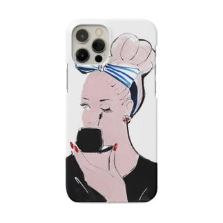 メイクアップ Smartphone cases