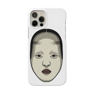 若女能面 Smartphone Case