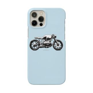 R80 CafeRacer Smartphone Case