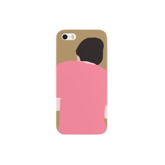 mama's back_01_pink Smartphone cases