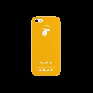 ペーパーマン公式SUZURIショップのMushroom BOMB Smartphone cases