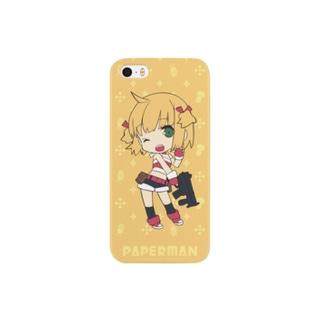 ティナ(ミニキャラ) Smartphone cases