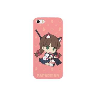 ミリィ(ミニキャラ) Smartphone cases