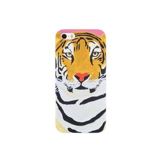 トラ Smartphone cases