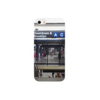 new york subway Smartphone cases