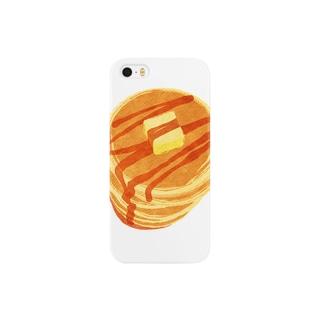 ホットケーキ2 Smartphone cases