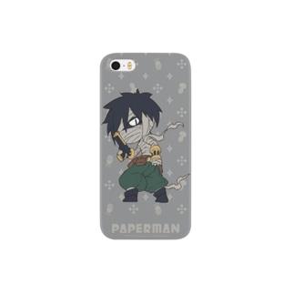サイラス(ミニキャラ) Smartphone cases