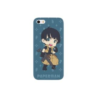 ハヤテ(ミニキャラ) iPhoneケース Smartphone cases