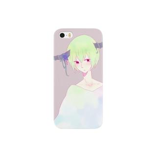 妖精さん スマートフォンケース