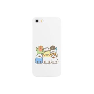 あつまれー! Smartphone cases