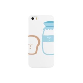 きゅうしょくのあいつ Smartphone cases