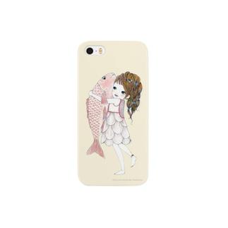 魚心あれば水心 Smartphone cases
