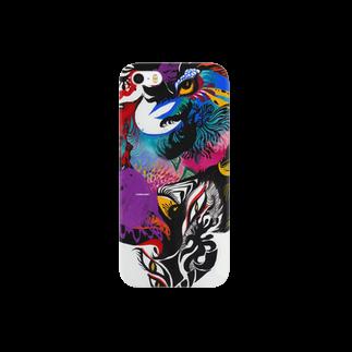 Kaoru Nabeのbirdcall. Smartphone cases