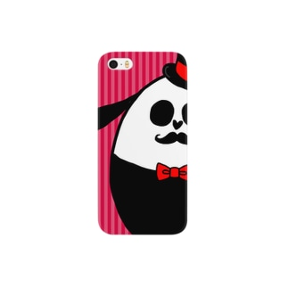 たまご紳士 Smartphone cases