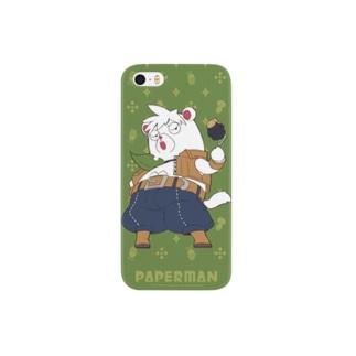 フッド(ミニキャラ) Smartphone cases