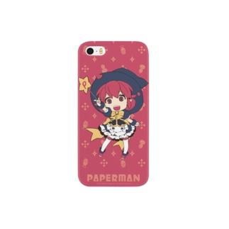 スルル(ミニキャラ) Smartphone cases