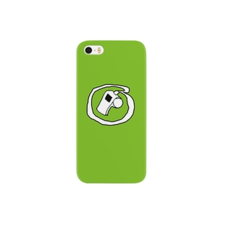 whistle green Smartphone cases