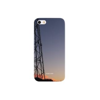 10/04 鉄塔足下 HOMETOWN Smartphone cases