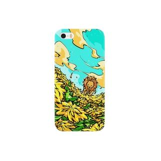 ダンデライオン Smartphone cases