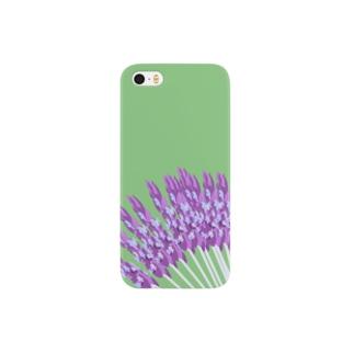 lavendar_01 Smartphone cases