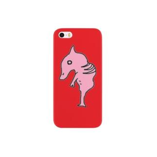 モンスターの胎児 Smartphone cases