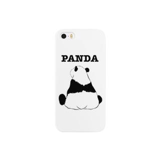 PANDA🐼iPhoneケース Smartphone cases