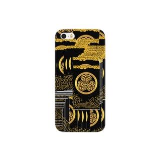 徳川御三家 Smartphone cases