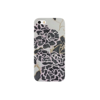 Black Rose Smartphone cases
