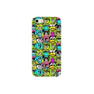 key.のエキセントリックアニマル 集合 Smartphone cases