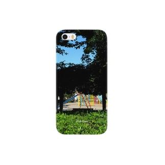 10/08 色々公園 HOMETOWN Smartphone cases