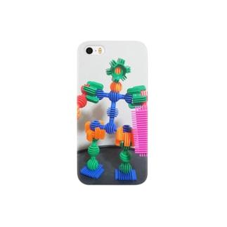 ぷろとたいぷ Smartphone cases