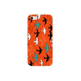 とりiPhoneケース02 Smartphone cases