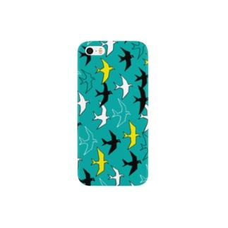 とりiPhoneケース03 Smartphone cases