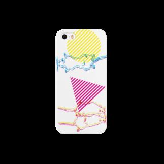 magoのネズミーズ▼◯iPhoneケース03 Smartphone cases