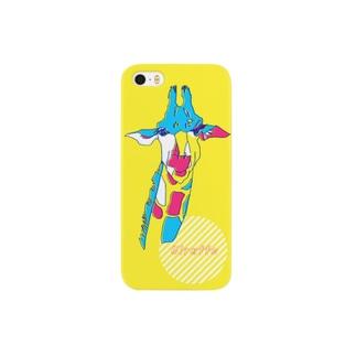 キリンiPhoneケース01 スマートフォンケース