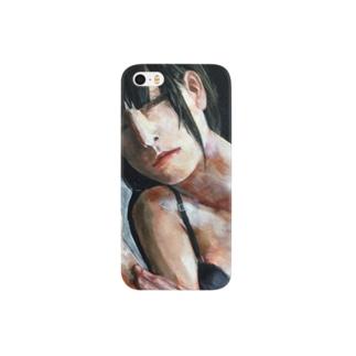 黒髪 Smartphone cases