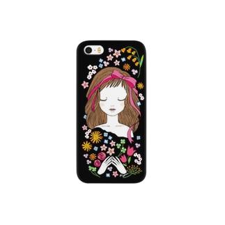 ブーケ Smartphone cases