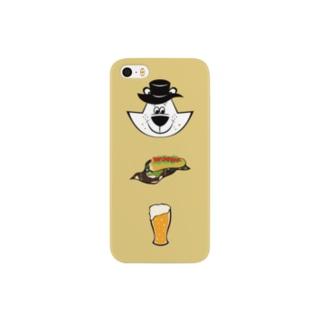 beerbear2 Smartphone cases