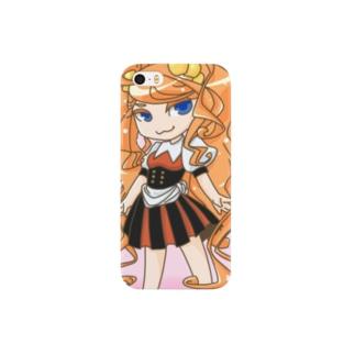 ナポリたん Smartphone cases