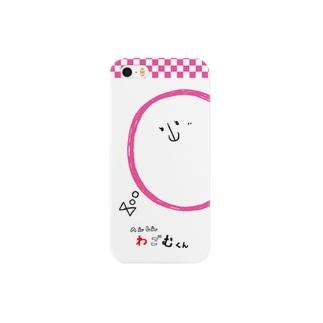 ワミー Smartphone cases