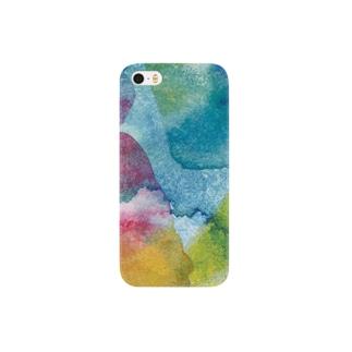 色際 Smartphone cases