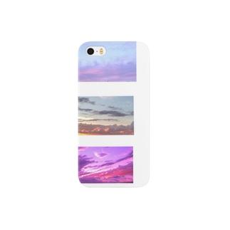 ソライロケース Smartphone cases