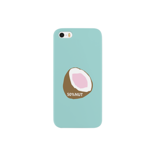 NUTREEの50%NUT(big coco) Smartphone cases