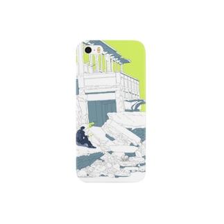 来ない朝 Smartphone cases