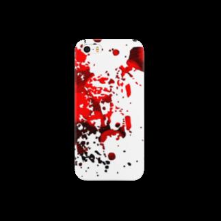 田中の血飛沫 Smartphone cases